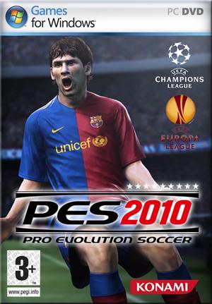 PES 2010 - SMoKE Patch 2.2 pc game